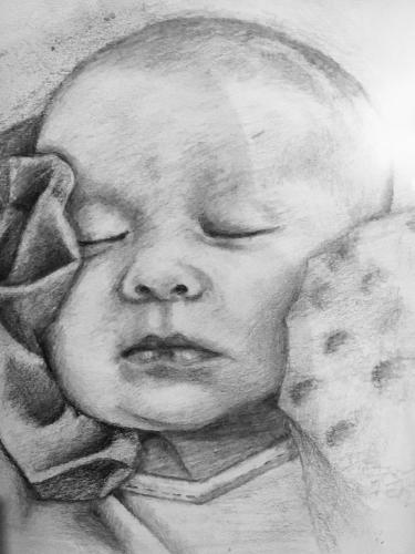 Artwork Baby Talia