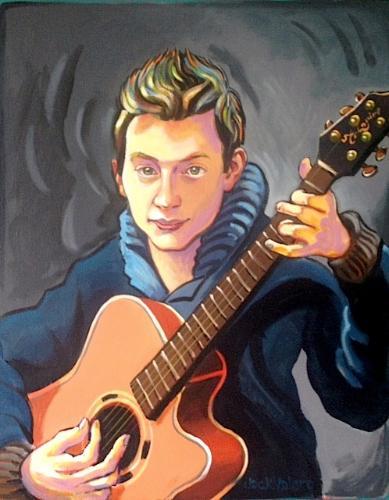 Artwork Portrait of Jack Valero