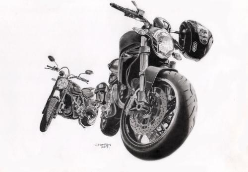 Artwork Ducatis