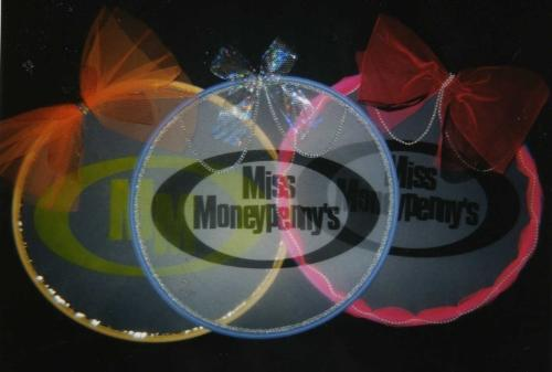 Artwork Miss Moneypenny's Decorative Hoops