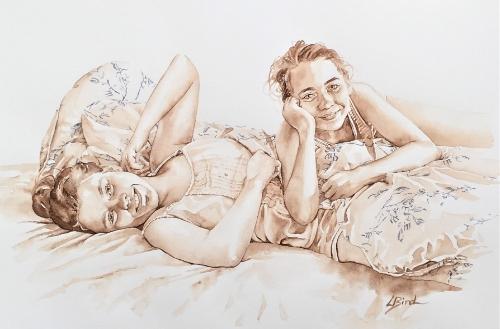 Artwork Sisters