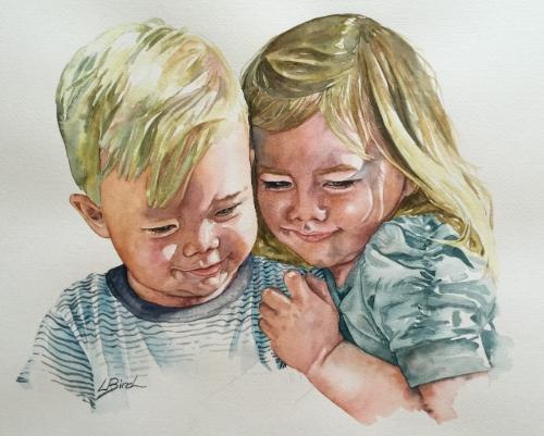 Artwork Siblings