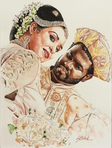 Artwork The wedding
