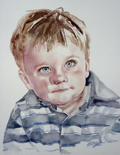 Artwork Young boy