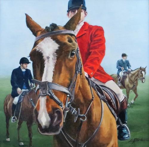 Artwork Cotswold Hunt