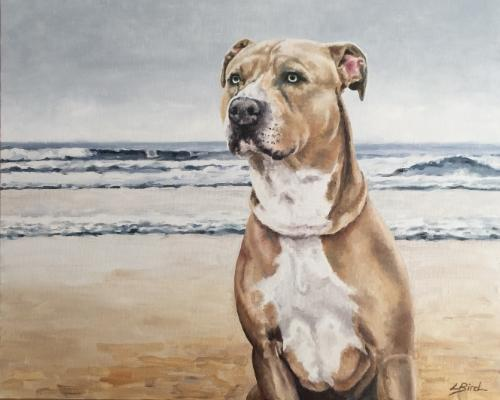 Jack by Louiseportraits - Use the 'Create Similar' button to commission an artist to create your own artwork.
