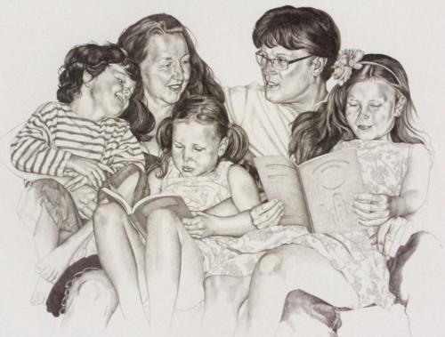 Artwork Happy family