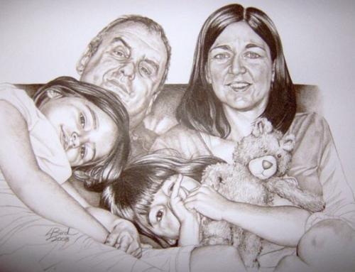 Artwork Family time