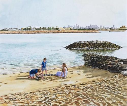 Artwork Seaside