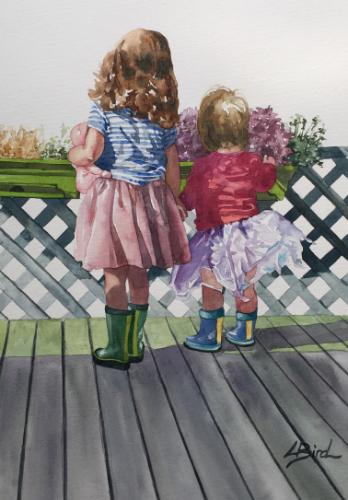 Artwork Little ladies