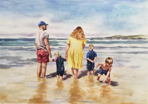 Artwork Precious family time