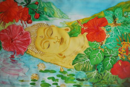 Artwork Buddha Dreaming