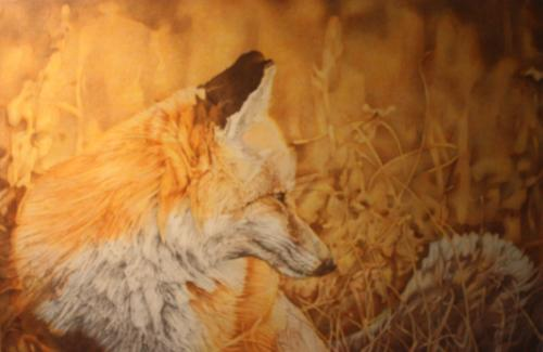 Artwork The Bonny Fox.