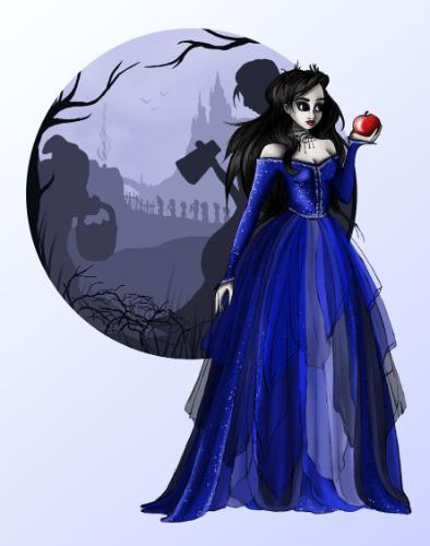 Artwork Snow White