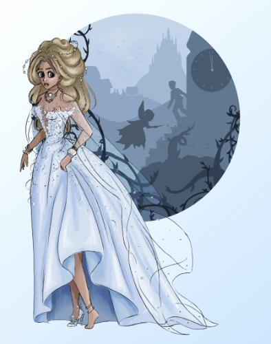 Cinderella by Morgan