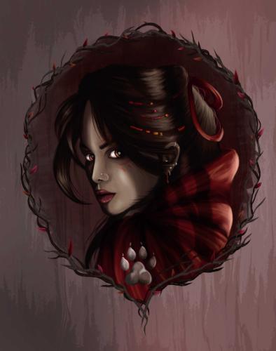 Artwork Little Red