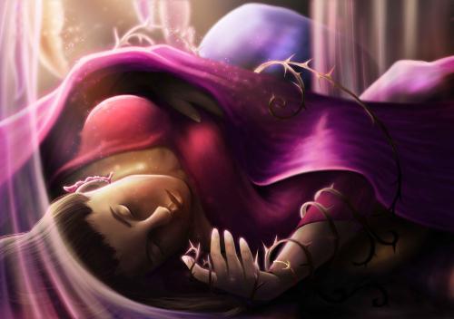 Artwork Enchanted Sleep