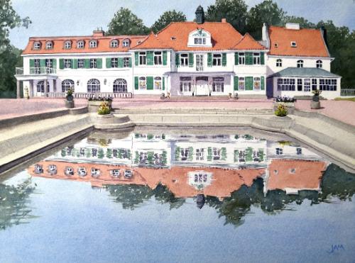 Artwork Schloss Bredebeck