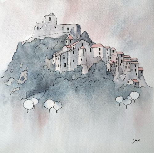 Artwork Castello di Quaglietta