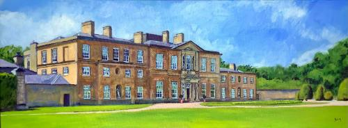 Artwork Bowcliffe Hall