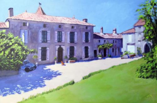 Artwork French Château