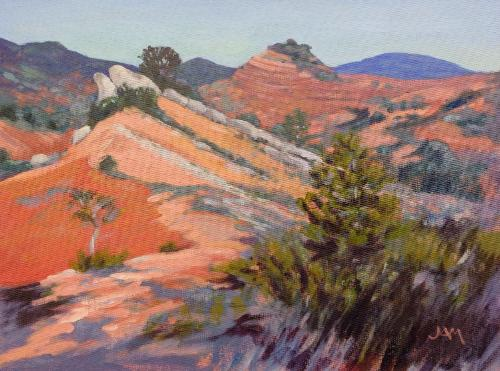 Artwork Redrock Country