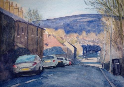 Artwork Down Diggle Shining