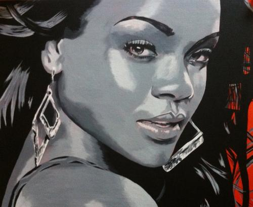 Artwork Rihanna