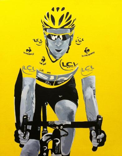 Artwork Bradley Wiggins