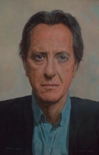 Artwork Richard E. Grant