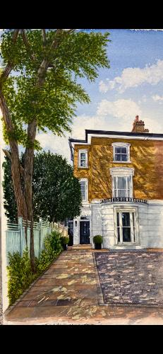 Artwork London Townhouse