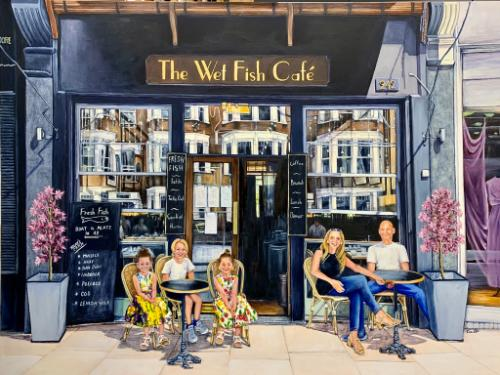 Artwork The Wet Fish Cafe