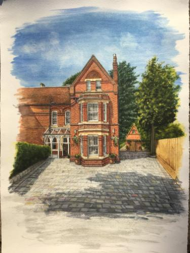 Artwork Chaucery House