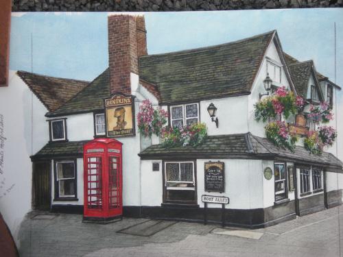 Artwork The Boot Pub