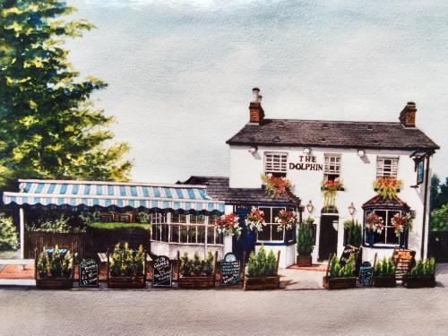 Artwork The Dolphin Pub