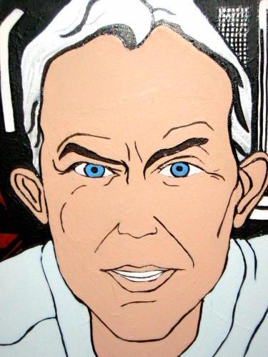 Artwork Tony Blair