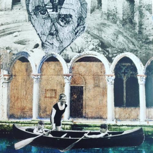 Artwork Der Tod in Venedig