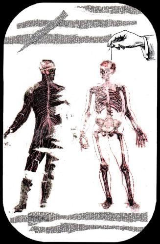 Artwork Human Fading