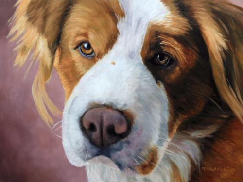 Milo by Andrew - Use the 'Create Similar' button to commission an artist to create your own artwork.