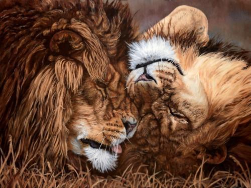 Artwork Lions