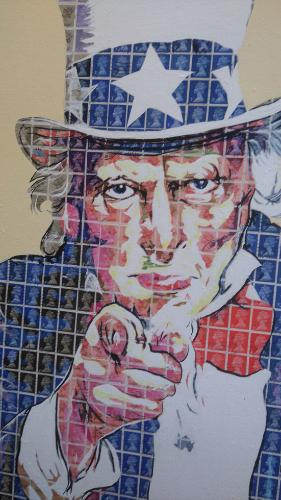 Uncle Sam by 318iscurry - Use the 'Create Similar' button to commission an artist to create your own artwork.