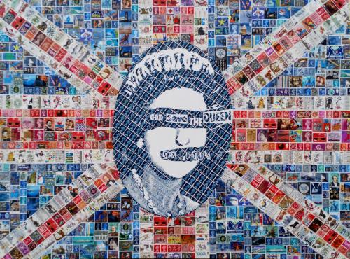Artwork God Save The Queen #3
