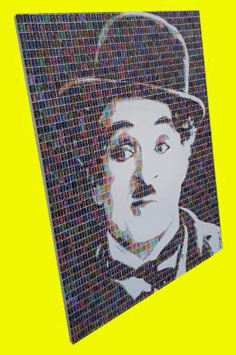 Chaplin by 318iscurry - Use the 'Create Similar' button to commission an artist to create your own artwork.