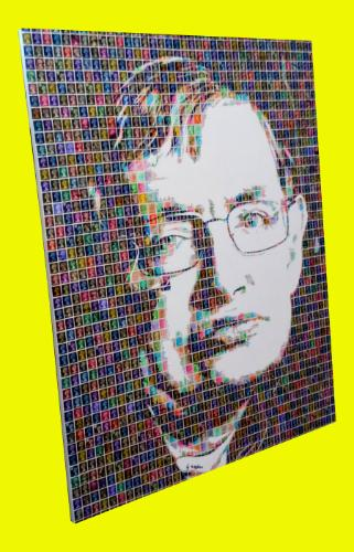 Hawking by 318iscurry - Use the 'Create Similar' button to commission an artist to create your own artwork.