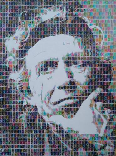 Artwork Keith Richards