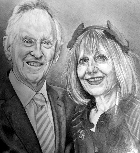 Artwork Couple