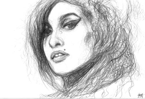Artwork Amy Winehouse