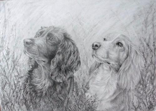 Artwork Jess and Amber