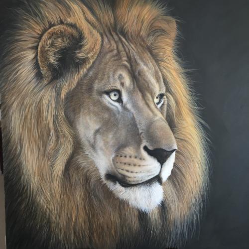 Artwork Lion