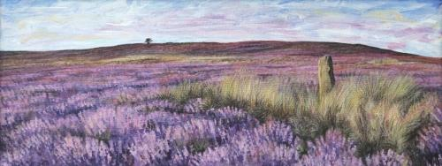 Artwork Moorland Scene